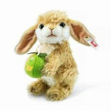 Steiff 683060 Cottontail Bunny Blond With Safety Eyes 65 Mohair 35 Cotton