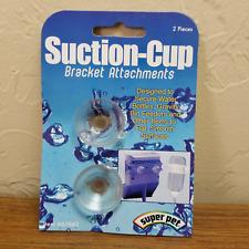 Super Pet Suction Cups, Bracket Attachments, 2 Pk #61942