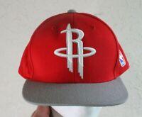 Houston Rockets Mitchell & Ness Snapback Red Hat Basketball NBA Cap