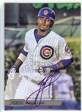 JUNIOR LAKE Autograph 2014 Stadium Club Orioles Auto On Card