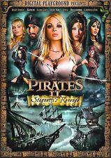 PIRATES II Stagnetti's Revenge - Jesse Jane ,  UNCUT ALL REG SEALED DVD