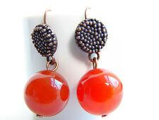 Bronze Modeschmuckstücke mit Perle