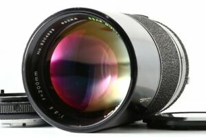 Tamron 200mm F/3.5 BBAR Multi C. Lens for Canon FD from Japan Exc