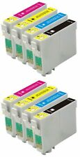 8 Ink Cartridges for Epson XP412 XP415 XP315 XP312 XP215 XP212 XP305 XP-202