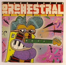 "12"" LP - Frank Zappa - Orchestral Favorites - B4420 - washed & cleaned"