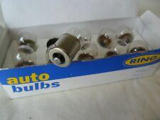 Bombilla R207S 12V 5W SCC BA15S lado/Cola del bulbo del coche 10 Pack