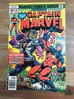 Captain Marvel #55 (Mar 1978) - Death-Grip!