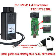 Fits BMW Scanner 1.4.0 Diagnostic Tool 3 5 7 X3 X5 Z4 E38 E39 E46 E53 E83 E85