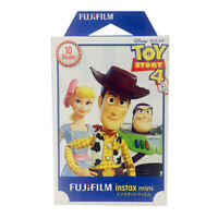10 Sheets Fujifilm Fuji Instax Paper Toy Story 4 Film For Mini 8 7 9 50s 90 SP-1
