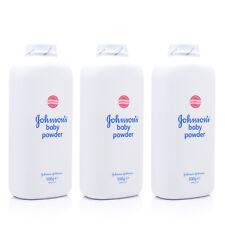 Johnson's Baby Powder 500g x3