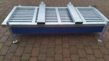 Kehrbesen für Stapler / Frontlader Hoflader 2,5 Meter Breite 10 Reihen