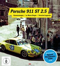 Porsche 911 ST 2.5 Kamerawagen Le Mans-Sieger inkl. DVD The Speed Merchants