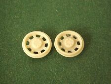 REPRODUCTION BRITAINS 1:32 CHAFER SPRAYER WHEELS