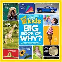 NEW Little Kids First Big Book of Why By Amy Shields Hardcover Free Shipping