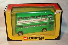Corgi #469 Routmaster, Lion Bar Livery, Mint Condition in Original Box
