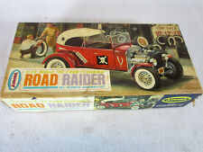 Vintage 1965 Aurora 1/32 Road Raider '29 Ford plastic model kit no. 551-79