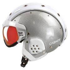 Casco - SP - 6  LIMITED Visier - Farbe: carbon weiß - Größe: M (54 - 58 cm)