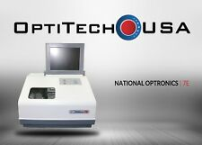 Refurbished National Optronics 7E HLP Edger/Patternless Edger/ Optical Equipment