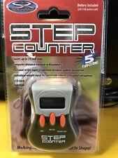 5 Function Step Counter NIP Solaray Brand