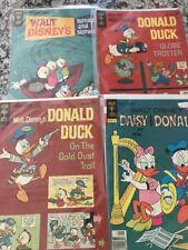 DONALD DUCK Comic Book Collection Gold Key Walt Disney