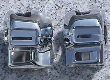 2005-2007 Suzuki Hayabusa Busa CHROME SWITCH HOUSINGS