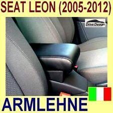 Seat Leon (2005/2012) - Mittelarmlehne - armrest  - accoudoir - made in Italy