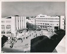 ISRAËL c. 1950 - Voitures Cinéma Mograbi Bâtiment Pinsker Tel Aviv  - GF 210