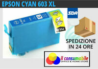 INKJET CIANO T603XL COMP. EPSON Expression Home XP-2100 XP-4100 XP-3105 XP-2105