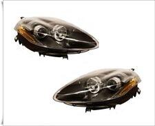 COPPIA FARI  H1 - H1 CON MOT. ELET. DX E SX FIAT BRAVO II 198 07>2008> P/NERA