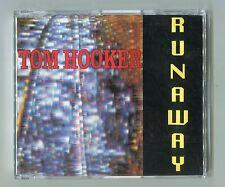 TOM HOOKER MAXI-CD Runaway © 1994 ZYX 7207-8 remixé 3-tr ITALO DISCO EURO HOUSE