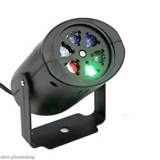 Snowflake LED Landscape Laser Light Projector For Valentine's Christmas