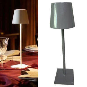 Table Lamp 3-Levels Brightness Rechargeable Night Light for Bedside Lamp