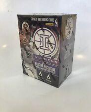 2019 2020 Panini Illusions NBA Basketball Blaster Box New Factory Sealed Zion Ja