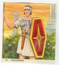 figurina IMPERO ROMANO IMPERIA 1963 REC numero 115