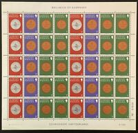Bailiwick of Guernsey Full Sheet 40 Stamps. SG178+. 1979. MNH. (MLT08)
