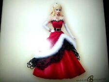 HALLMARK Keepsake 2007 CELEBRATION BARBIE Holiday Doll CHRISTMAS ORNAMENT New