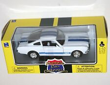 NewRay - SHELBY GT350 (1966) White - Model Scale 1:32