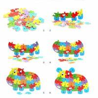 pédagogiques alphabet puzzle en bois puzzle jouet l'abc de l'apprentissage