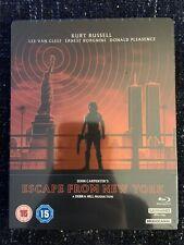 John Carpenter's 'Escape From New York' - 4K UHD & Blu-ray Steelbook
