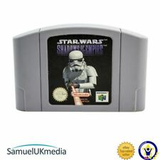 Star Wars Shadows of the Empire (N64) (Cartridge Only) **GREAT CONDITION**