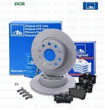 Kit Pastiglie e Dischi Posteriori ATE AUDI A3 2.0 TDI 140CV 103KW N°PR 1KQ; 1KD