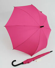 ESPRIT Stockschirm Regenschirm für Damen  pink Damenschirm