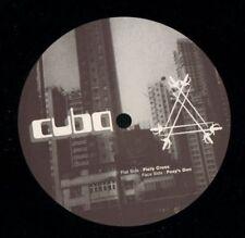 """Vinilo Cuba (12"""") Cruz De Fuego/Foxy's Den-4AD - Cuba 2-UK-1997-Ex/casi como nuevo"""