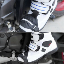 Motorcycle Rubber Gear Shifter Shoe Boots Protector Shift Riding Sock Boot Cover