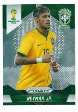 2014 Panini Prizm Soccer #112 Neymar Jr Rookie RC - version 1