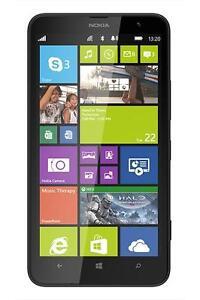 Nokia  Lumia 1320 - 8GB - Schwarz (Ohne Simlock) Smartphone
