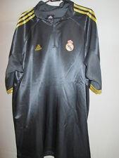 Real Madrid 2011-2012 formación ocio Fútbol camisa tamaño Grande / 24565