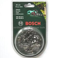 "Bosch AKE 35-17 18 19 S 350B PKE 35 14"" 35cm Chainsaw Chain Saw Blade F016800257"