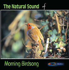 NATURE SOUNDS - MORNING BIRDSONG - new age CD