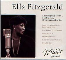 - CD - ELLA FITZGERALD - Ella fitzgerald meets...